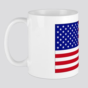 Giant USA Flag Independence Day Mug