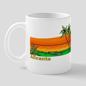 Alicante, Spain Mug