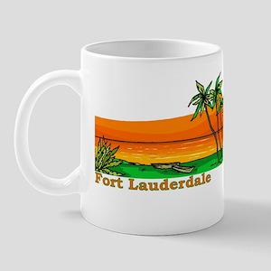 Fort Lauderdale, Florida Mug