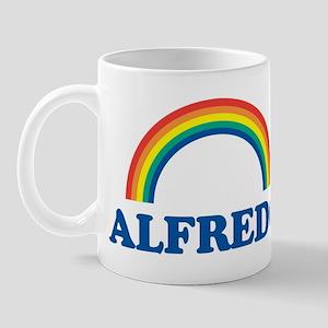 ALFREDO (rainbow) Mug
