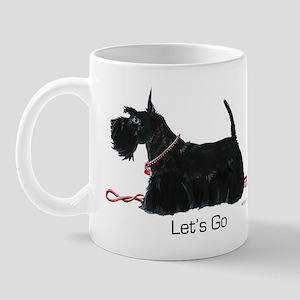 Scottie Let's Go! Mug