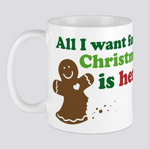 Christmas Couples Dating Mug