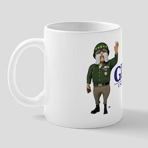 The General Logo Mug