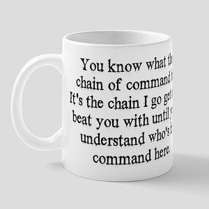 command  Mug
