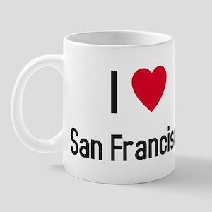 I love San Francisco Mug