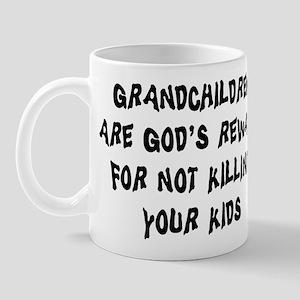 Funny Grandparents Mug