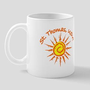 St. Thomas, USVI Mug