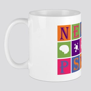 Neuropsychology Mug Mugs