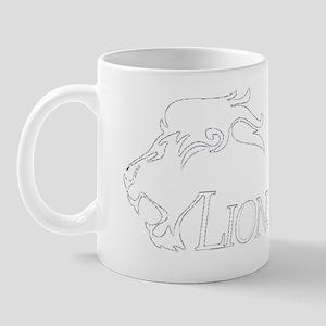 Lions Live Mug