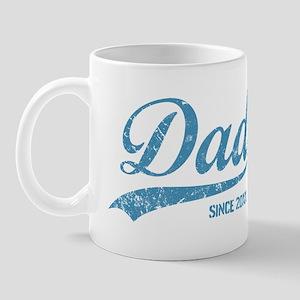 Personalize Dad Since Mug