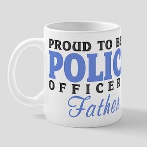 Officer's Father Mug
