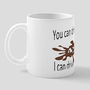 4x4 Drive anywhere! Mug