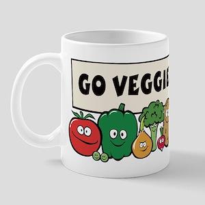 Go Veggie! Mug
