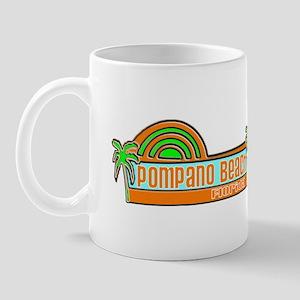 Pompano Beach, Florida Mug