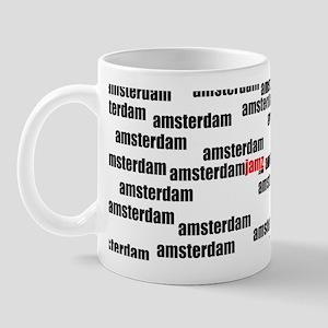 Amsterdam Amsterdamjamz Mug