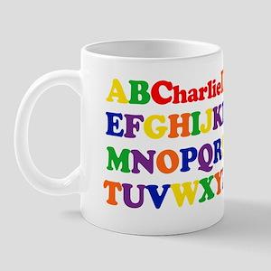 Charlie - Alphabet Mug