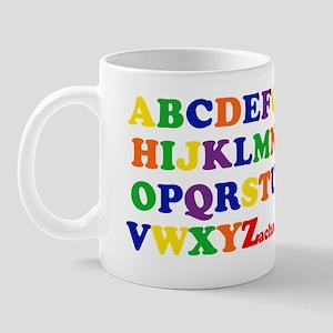 Zachary - Alphabet Mug