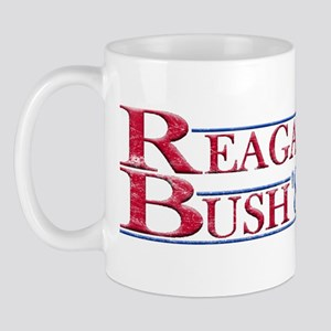 Reagan, Bush '84 Mug