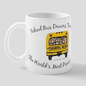 School Bus Drivers Mug