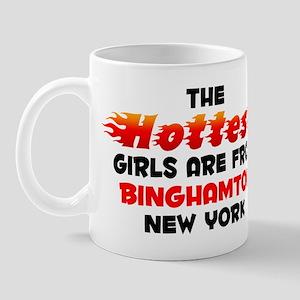 Hot Girls: Binghamton, NY Mug