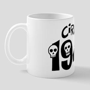 1947 60th birthday skulls Mug