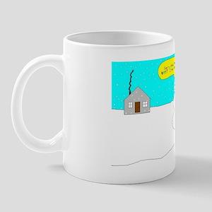 Snow Fart! Mug