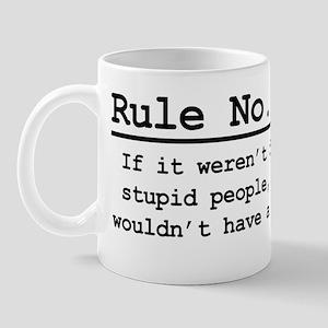 Rule No. 36 Mug