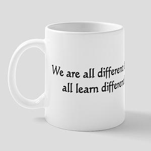 Teacher & Student Mug