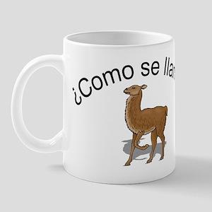 Llama Mug