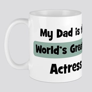 Worlds Greatest Actress Mug
