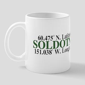 Soldotna Latitude Mug