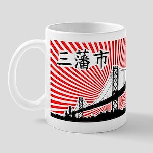 San Francisco USA Mug