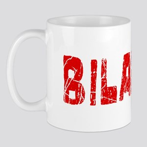 Bilal Faded (Red) Mug