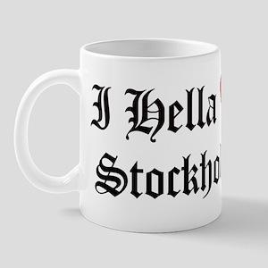 Hella Love Stockholm Mug