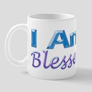 I Am Blessed Mug