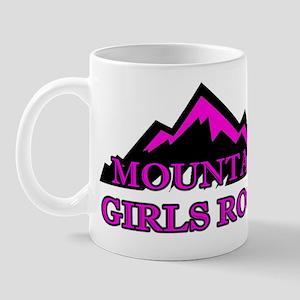 Mountain girls rock Mug