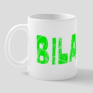 Bilal Faded (Green) Mug