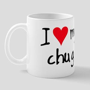 I LOVE MY Chug Mug