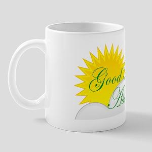 Good Morning, Asshole Mug