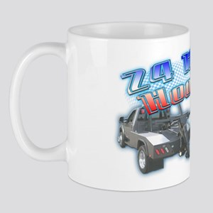 24 Hour Wrecker Mug