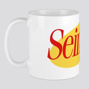 Seinfeld Addict! Mug