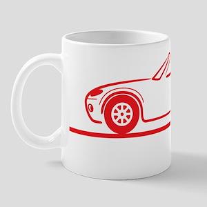 99_05_Mazda_MX5_Miata_red Mug