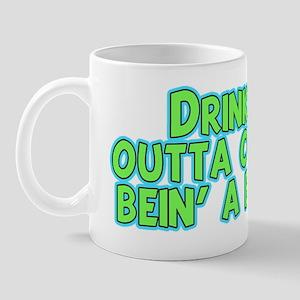 drinking-cups-dk Mug