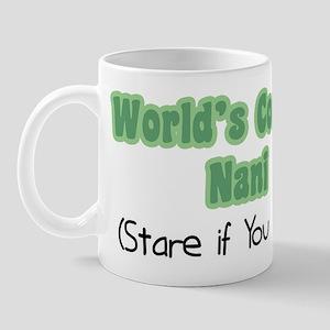 World's Coolest Nani Mug