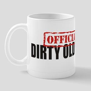 Official Dirty Old Man  Mug