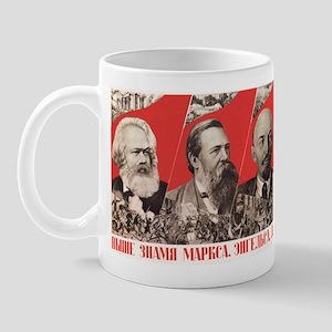 Marx Engels Lenin Stalin Mug
