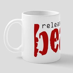release_the_beast Mug