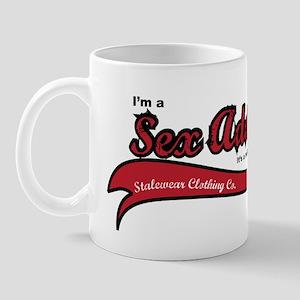 I'm a Sex addict Mug