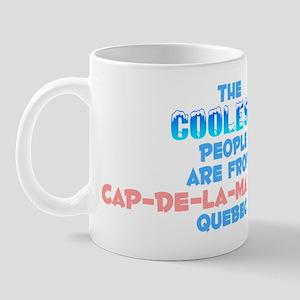 Coolest: Cap-de-la-Made, QC Mug