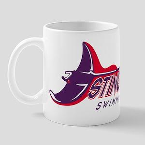 Stingray Swim Team Mug
